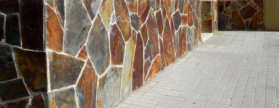 Mavipal pizarras for Piedra natural pizarra